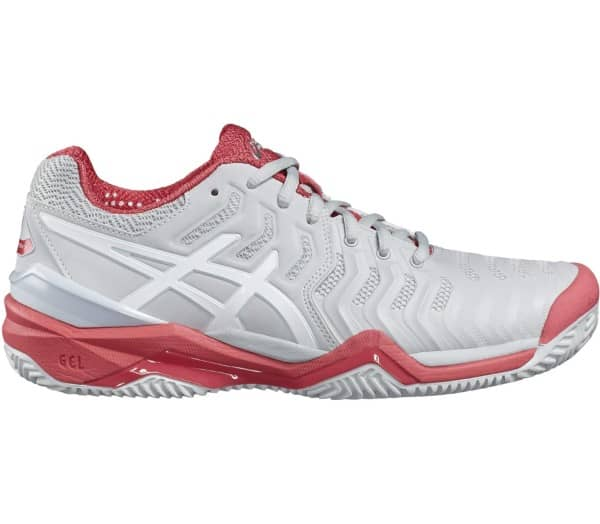 ASICS Gel-Resolution 7 Clay Women Tennis Shoes - 1