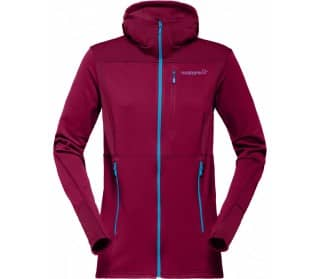 Falketind Warm1 Stretch Dames Fleece Jas