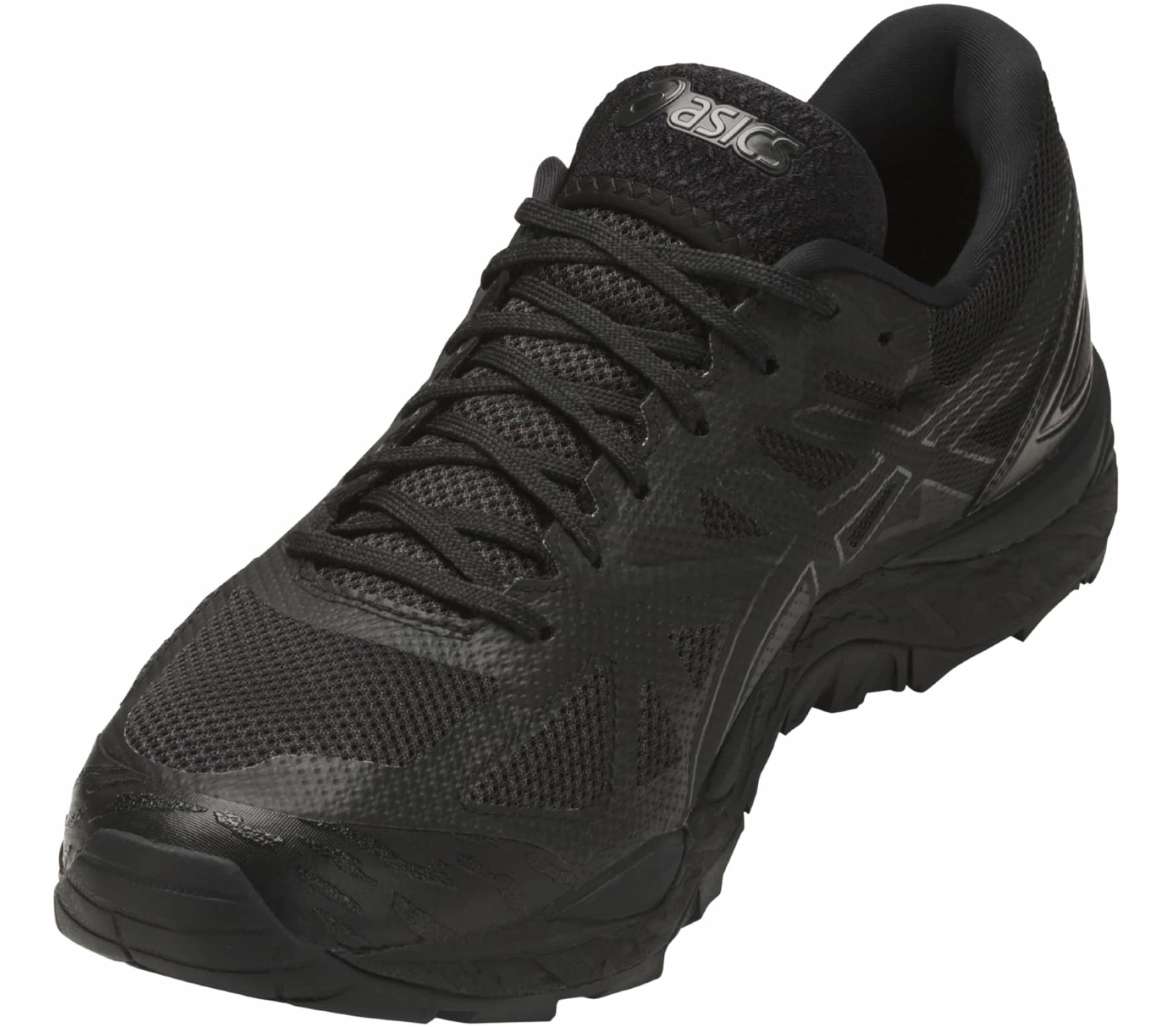 buy online 52c38 9ed06 Asics - Gel- FujiTrabuco 6 G-TX men s running shoes (black)
