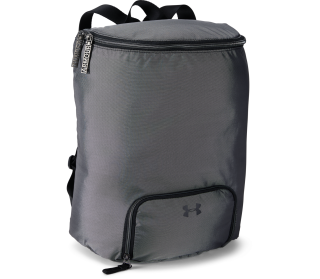 Under Armour Midi Backpack-BLK Dames Rugzak