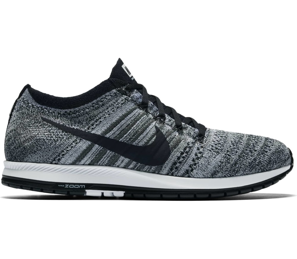 b2dea5c9248aa5 Nike - Zoom Flyknit Streak 6 Racing men s running shoes (black grey ...