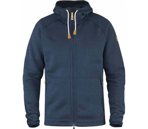 FJÄLLRÄVEN Övik Men Fleece Jacket - 1