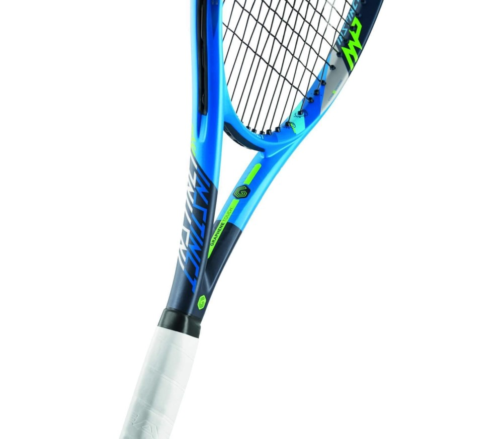Head Graphene Touch Instinct MP Unisex Tennis Racket (pre-strung) blue