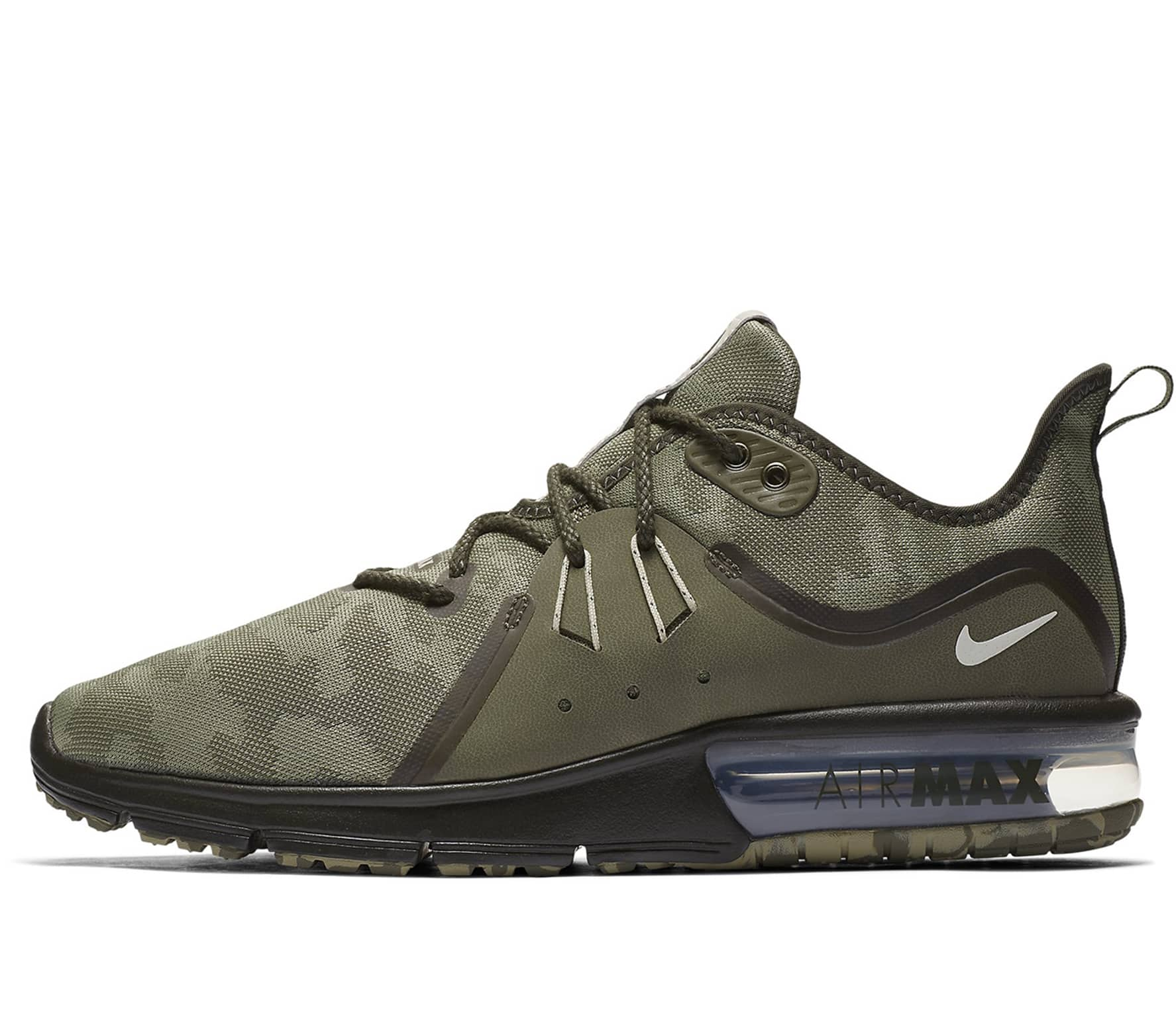 taille 40 04a53 4c9a5 Nike Air Max Sequent 3 chaussures de running pour hommes Men