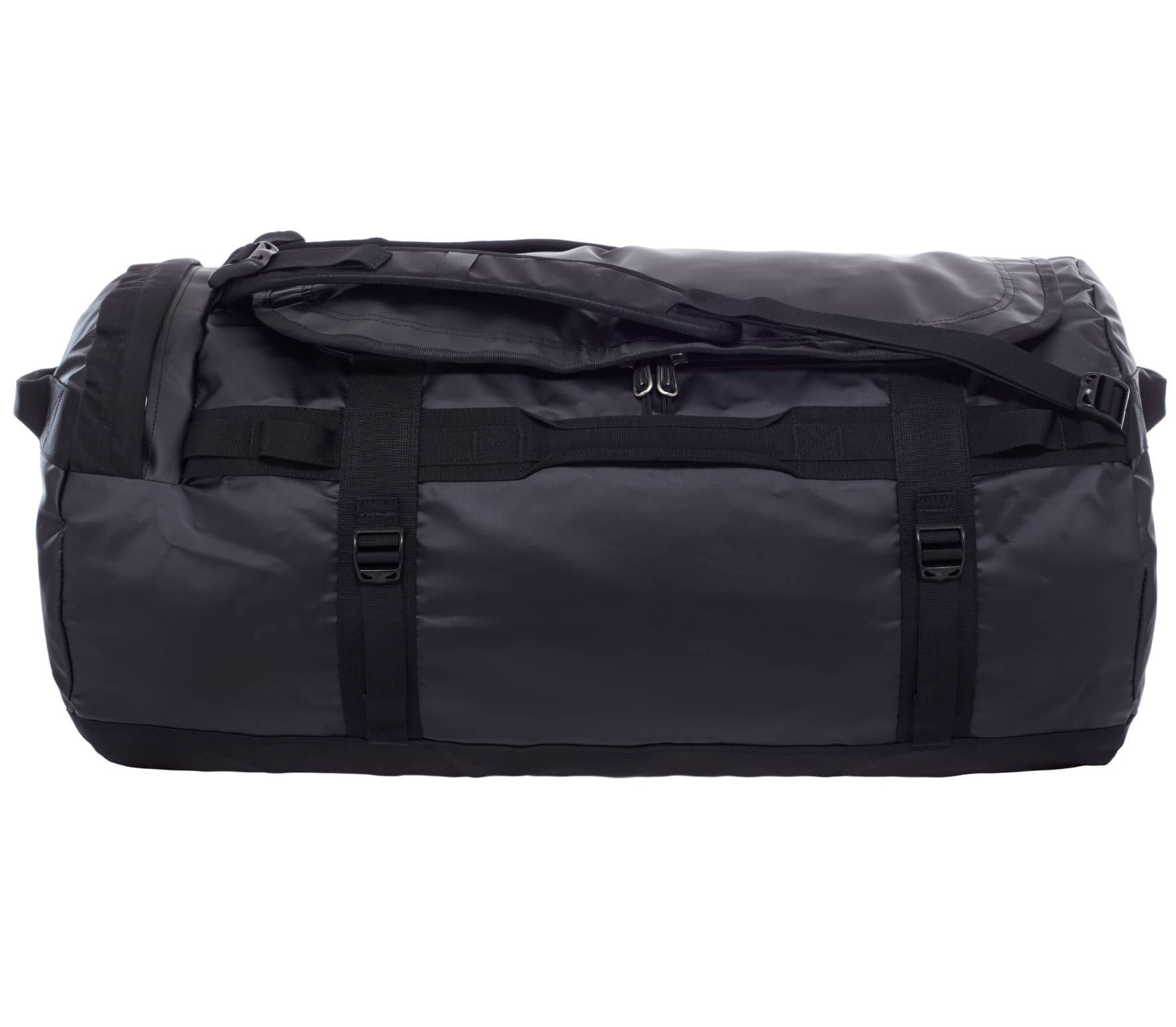 the north face base camp duffel l bag schwarz im. Black Bedroom Furniture Sets. Home Design Ideas