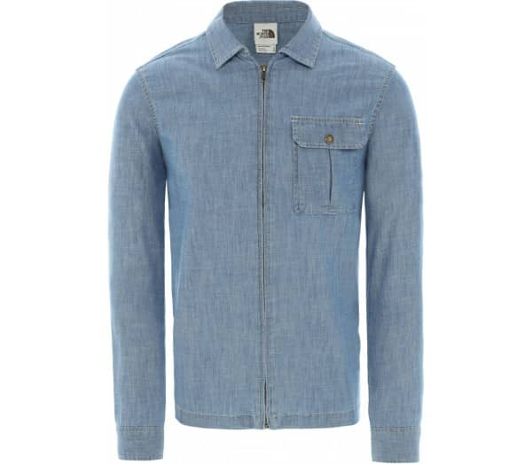THE NORTH FACE Berkeley Chambray Herren Longsleeve - 1