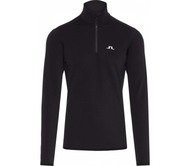 J.Lindeberg - Kimball Half Zip Fieldsensor men's midlayer (black)
