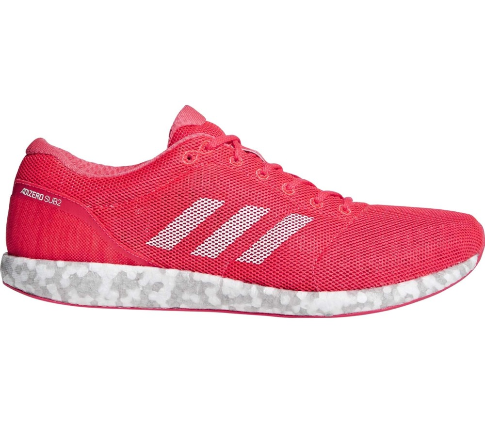 adidas - Adizero Sub 2 men's running shoes (red)