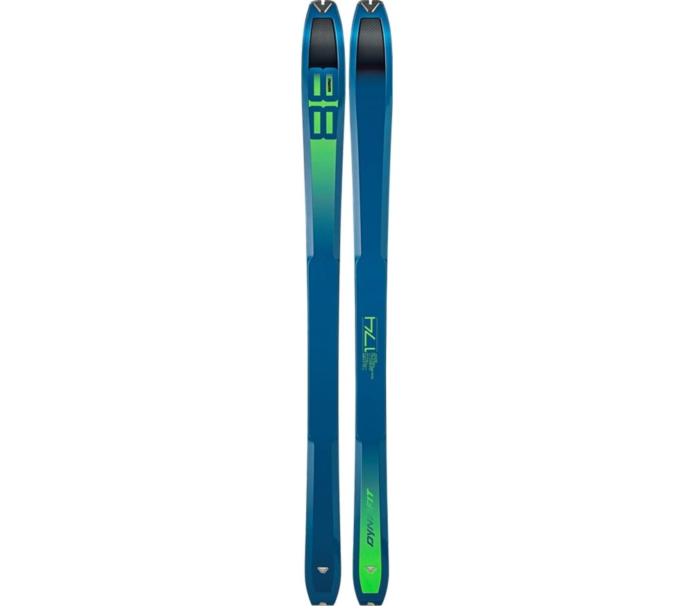 Dynafit - Tour 88 touring skis (blue/green)