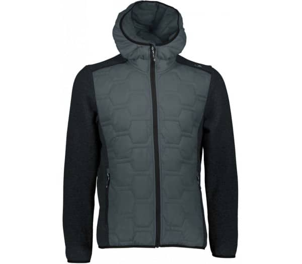 CMP Fix Hood Hybrid Men Hybrid Jacket - 1