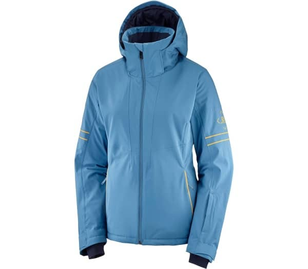 SALOMON The Brilliant Women Ski Jacket - 1