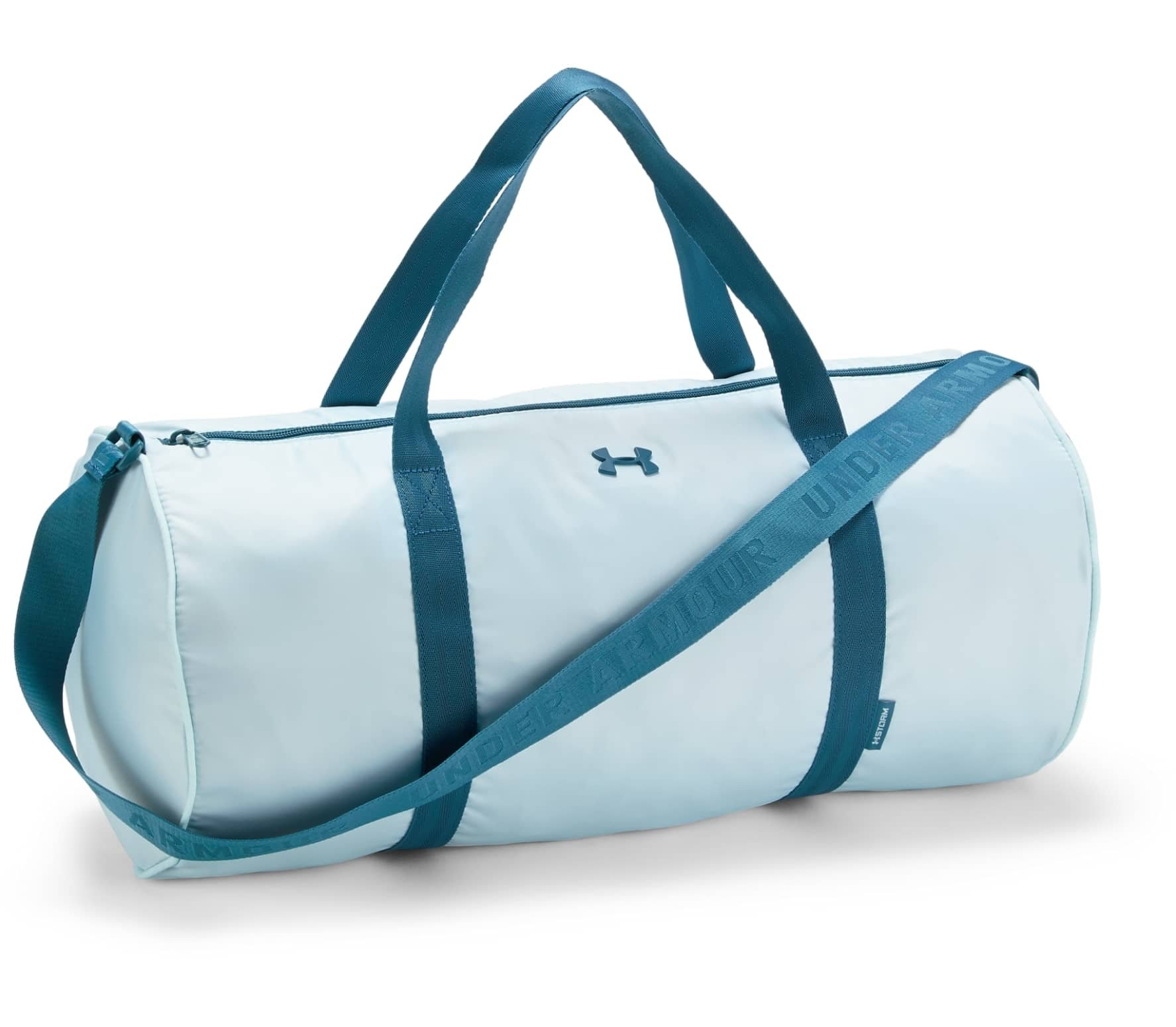Under Armour - UA Favorite duffel bag 2.0 women's training duffel bag bag (light blue/blue)