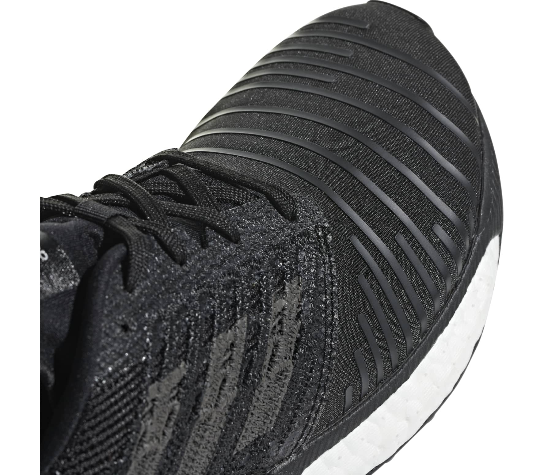 buy popular f312e 3d80a Adidas - Solar boost womens running shoes (black)