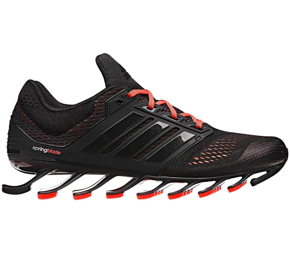 reputable site d0e87 14c1f Adidas - Springblade 2 men s running shoes (black red)