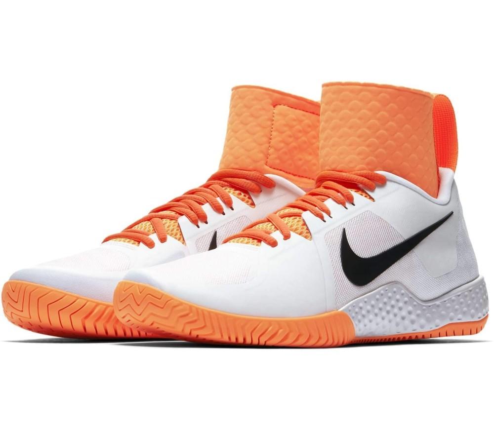 Nike - Flare zapatillas de tenis para mujer (negro/blanco)