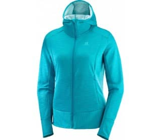 Salomon Right Nice Damen Fleecejacke
