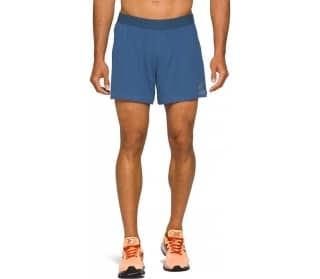ASICS Ventilate 2-N-1 5In Hommes Short running