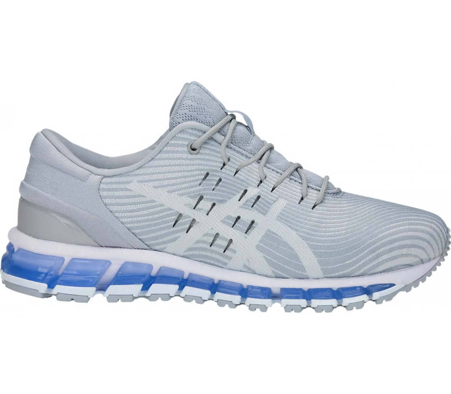 0cfd8e5af8bc ASICS - Gel-Quantum 360 4 women s running shoes (grey) - buy it at ...