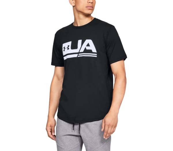 UNDER ARMOUR Sportstyle Drop Hem Hommes T-shirt - 1
