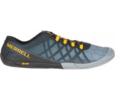 Merrell - Vapor Glove 3 men's trail running shoes (grey)