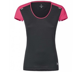 Montura Run Super Light Damen Outdoorshirt Kvinder T-Shirt