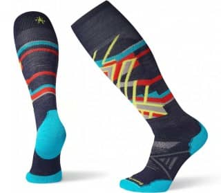 PhD Ski Medium Pattern Men Ski Socks