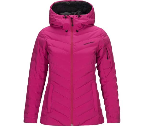 PEAK PERFORMANCE Frost Women Down Jacket - 1