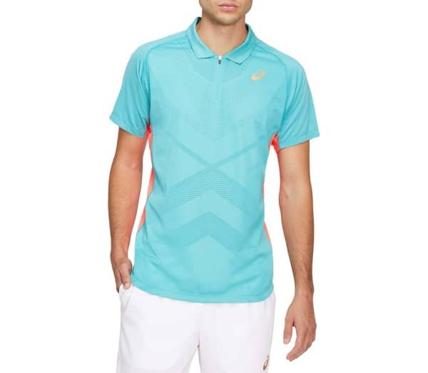 ASICS Techno Men Tennis Polo Shirt - 1