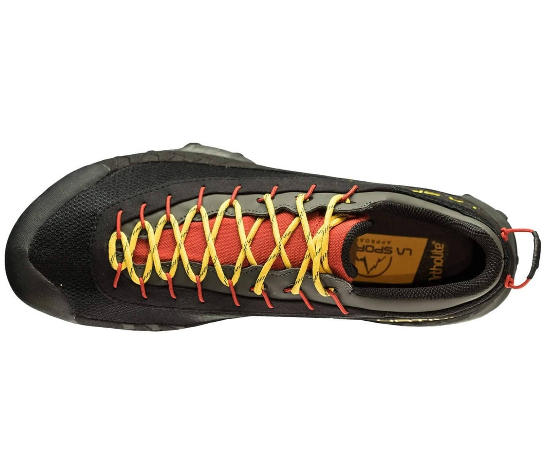info for 94504 2f2a1 La Sportiva - TX3 GTX mens Approach shoes (blackred)
