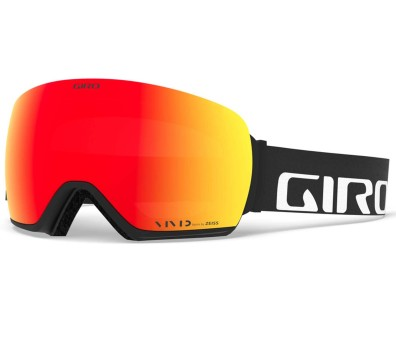 Giro - Article Skibrille (schwarz/orange)
