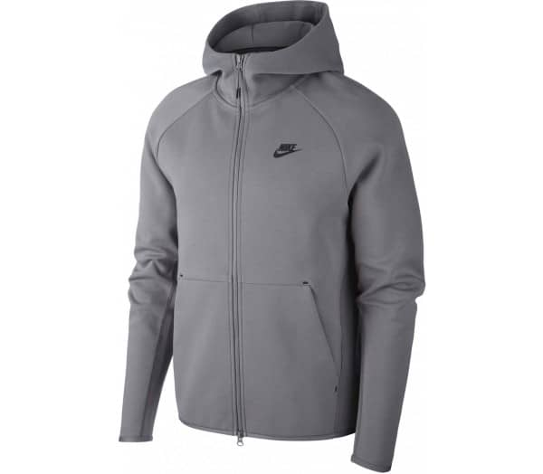 NIKE SPORTSWEAR Tech Fleece Men Zip-up Sweathirt - 1