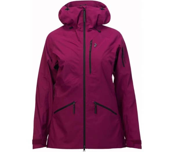 PEAK PERFORMANCE Radical Women Jacket - 1