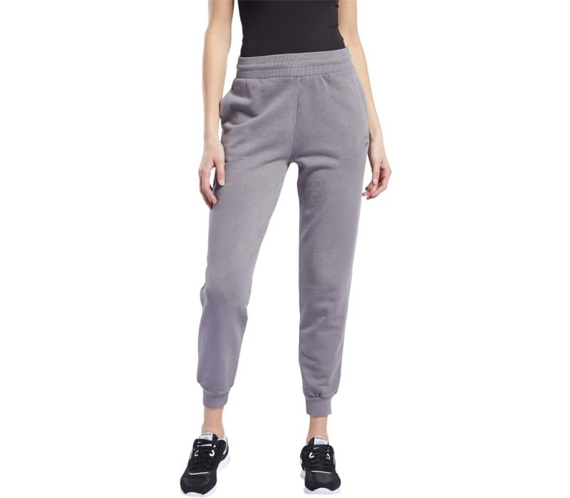 Cl F Washed Women Cropped Trousers