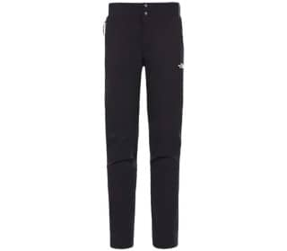 QUEST SOFTSHL P Women Softshell Trousers