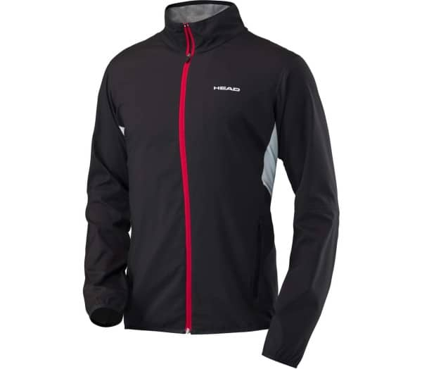 HEAD Club Herren Tennisjacke Women Tennis Jacket - 1