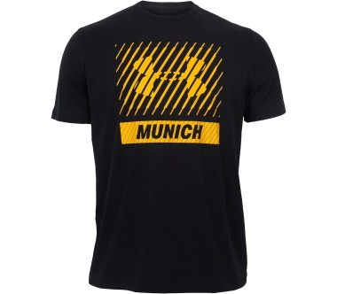 Under Armour - Munich Big Logoshirt (schwarz)