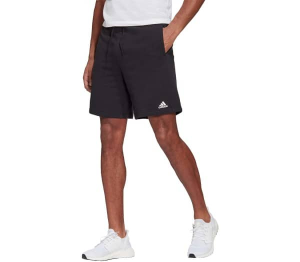 ADIDAS MH Lightweight French Terry Heren Shorts - 1