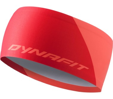 Dynafit - Performance DR 2 headband (red/coral)