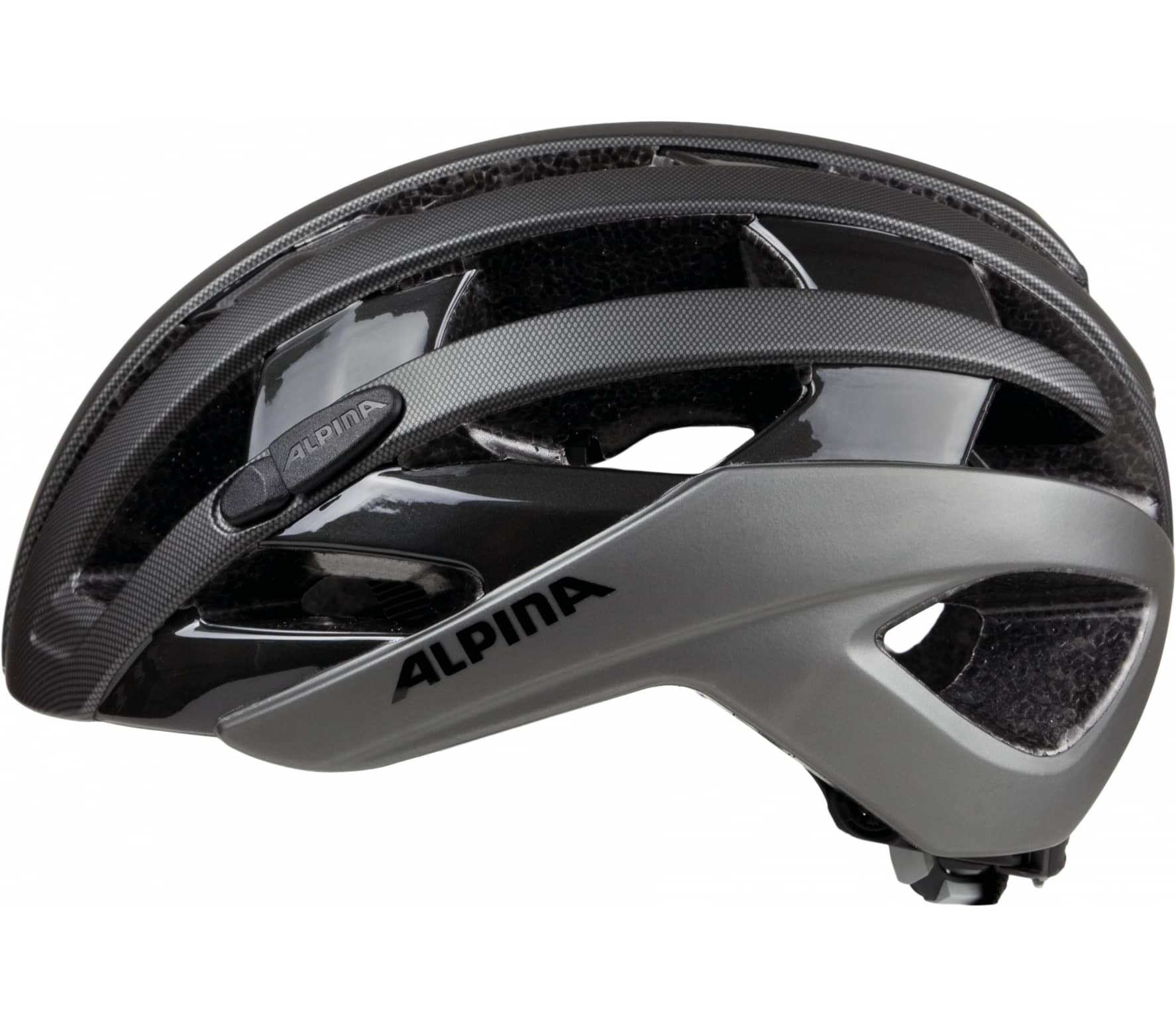 Alpina Campiglio Unisex Bicycle Helmets Black Buy It At The - Alpina helmets