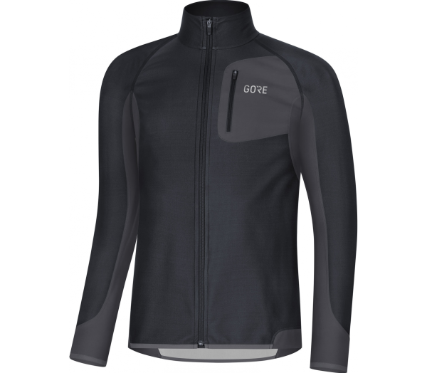 GORE® WEAR R3 Partial Windstopper Men Running Jacket - 1