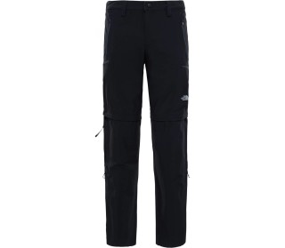 The North Face Exploration Convertible Men Zip-off Trekking Trousers