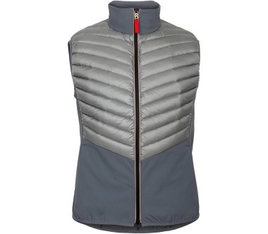 Bogner Fire   Ice - Bent-D men's down bodywarmer (grey/brown)