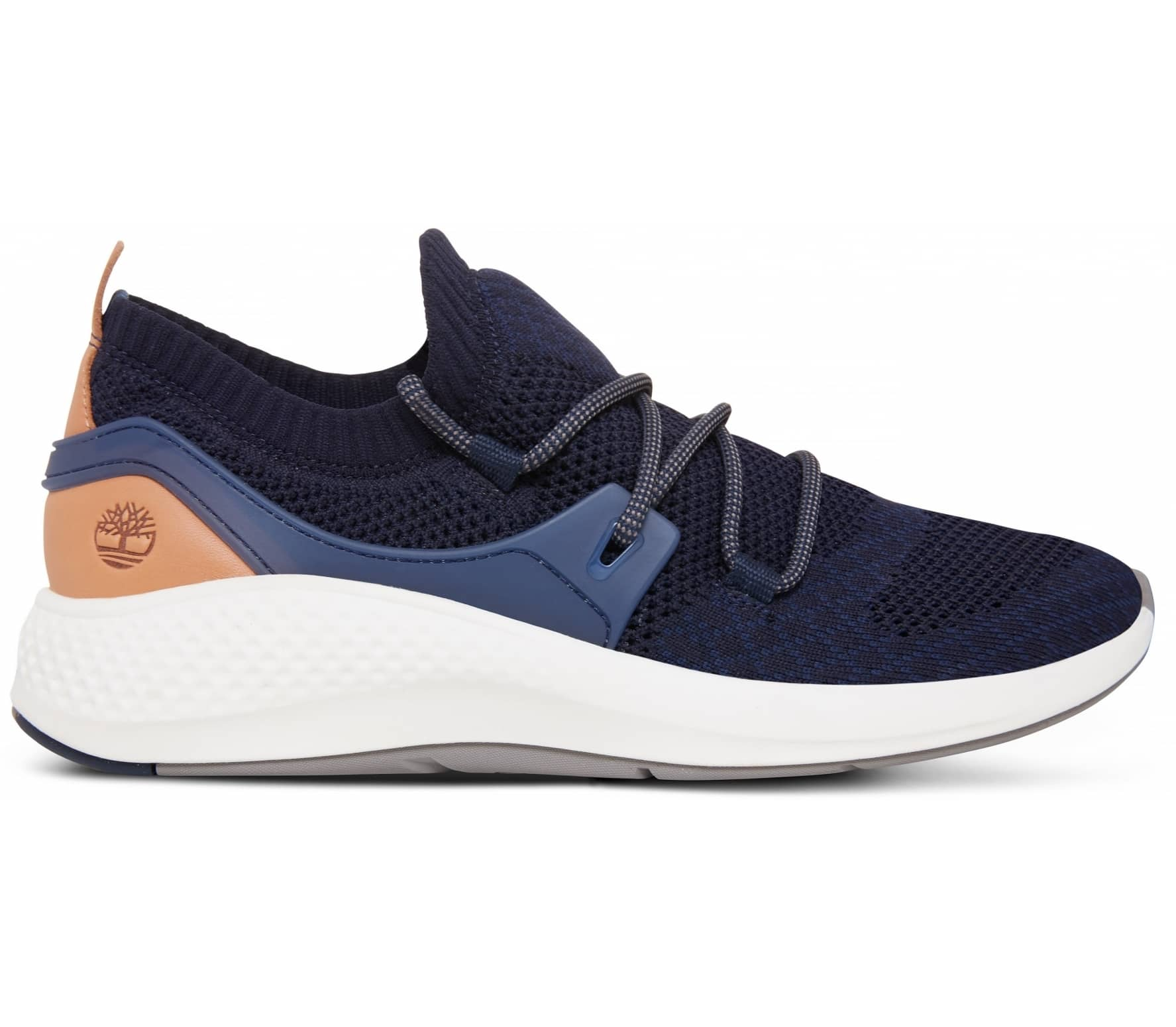 6dc6aad84bcd Timberland - FlyRoam Go Knit Oxford men s mountain lifestyle shoes  (black white)