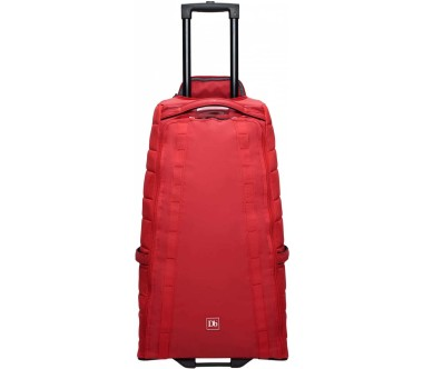 Douchebags Little Bastard 60L Outdoor Reisetasche Unisex rot