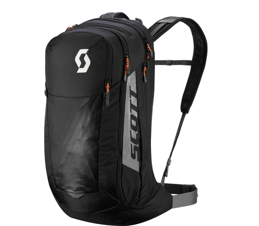 Scott Trail Rocket Evo FR' 24 Unisex schwarz