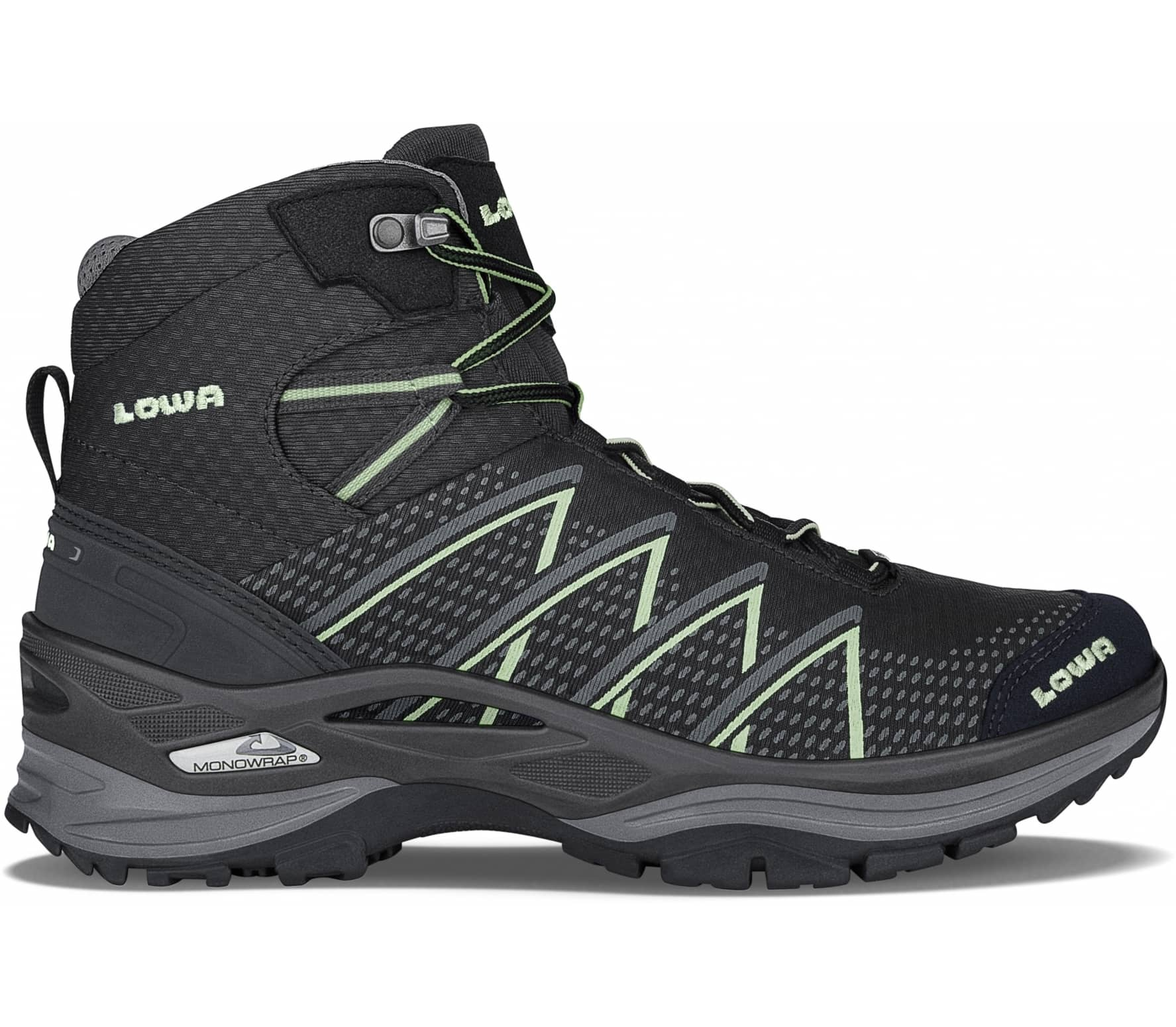 brand new a7fe2 0f982 Lowa - Ferrox Evo GTX® Mid women s hiking shoes (black)