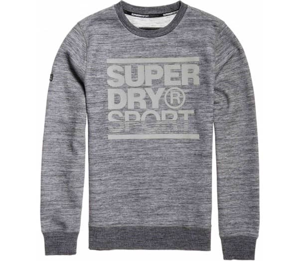 SUPERDRY SPORT® Gym Tech Crew Men Training Sweathirt - 1