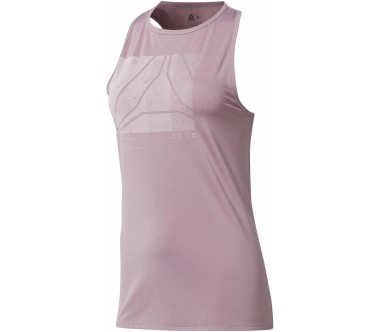 Reebok - Os Ac Graphic women's training tank top top (pink)