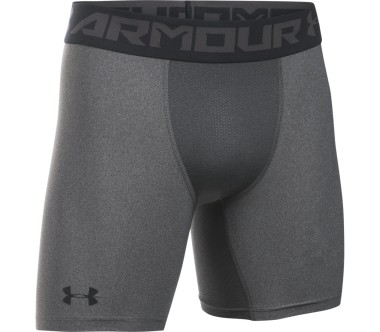 Under Armour Heatgear Armour 2.0 Compression Uomo argento