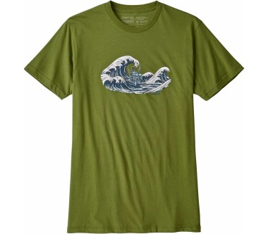 Patagonia - Oily Olas Organic men's top (khaki)